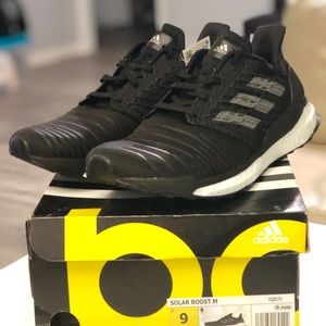 adidas Shoes - New Adidas Men's Solar Boost Running - CQ3171